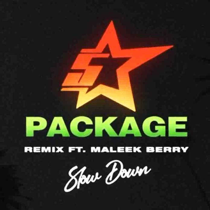 King Promise - Slow Down Remix ft Maleek Berry