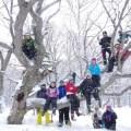 【報告】なまら!!サロベツ∞クラブ~冬の湿原探検と雪遊び~