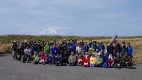 【報告】稚咲内海岸草原ゴミ清掃を行いました。
