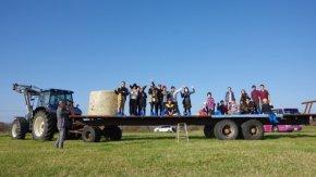 【報告】10/23(水)豊富町内周遊ツアーが開催されました