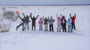 【報告】 サロベツ湿原スノーシューハイクを開催しました!