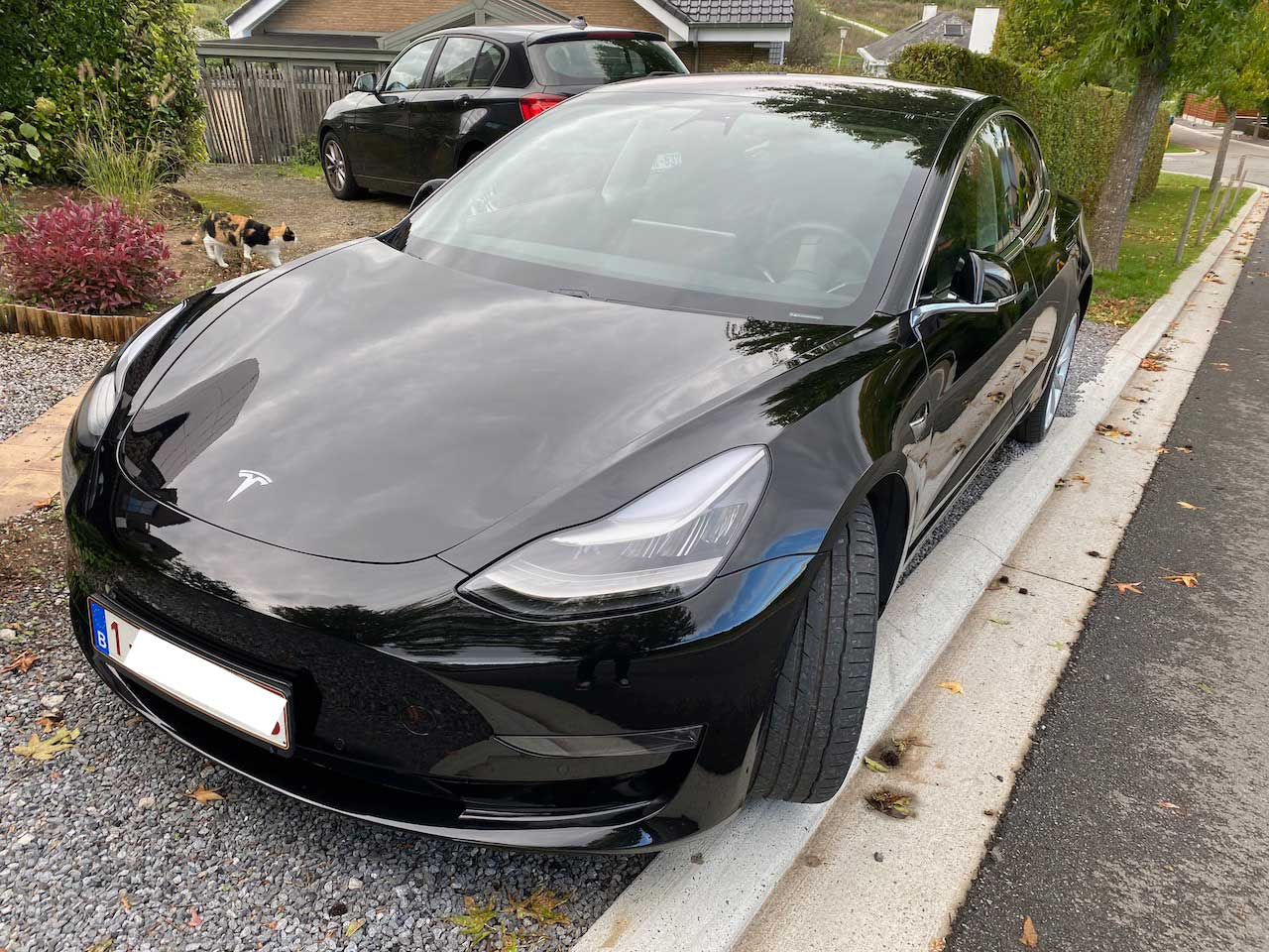 Essai Tesla Model 3 Long Range