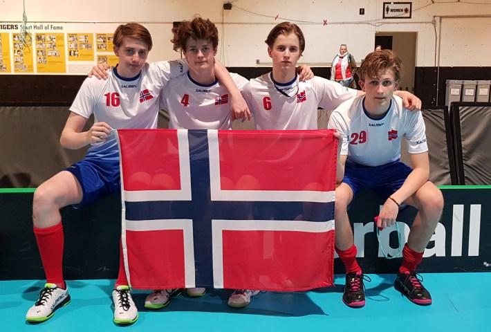 U19 VM deltakere