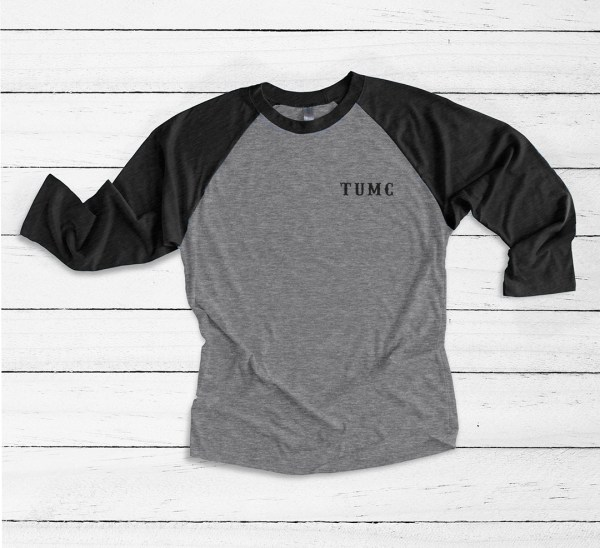the unborn mc raglan shirt - tumc shirt by sarrie creatives