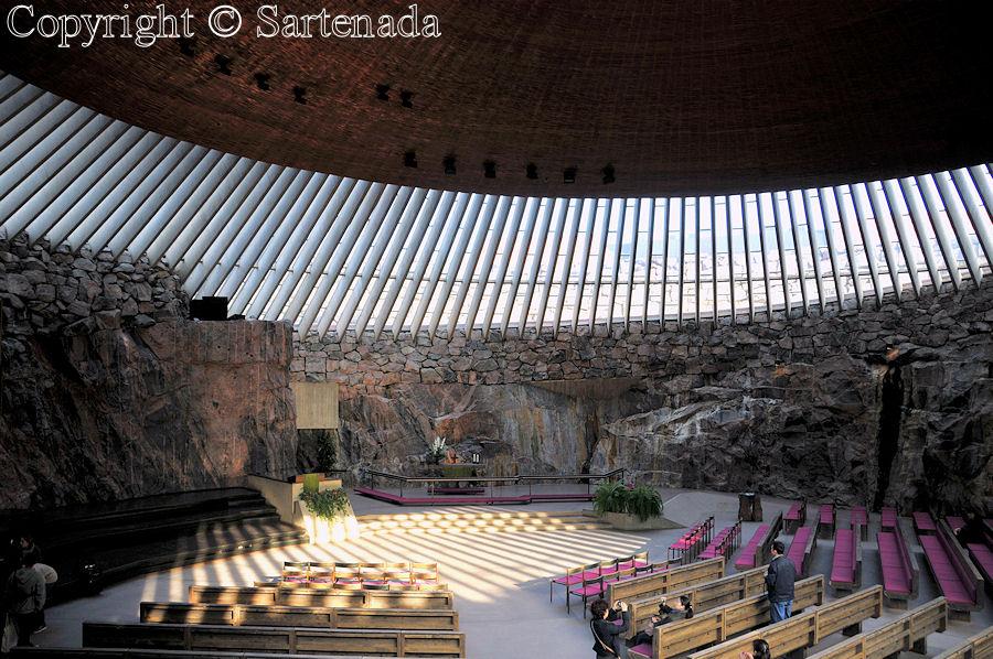 Rock church / Iglesia de roca / Église de roc