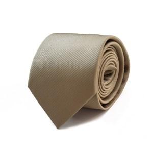 Χρυσή μεταξωτή γραβάτα