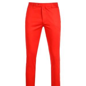 Theros κόκκινο παντελόνι