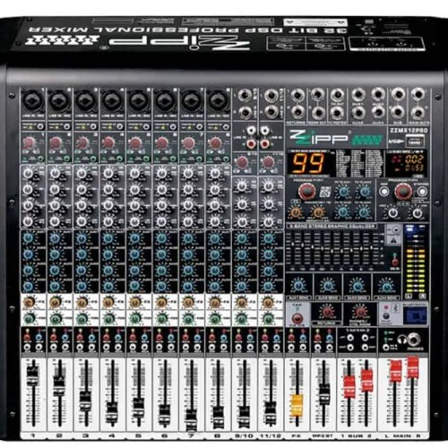 Mixer Professionale 12 canali
