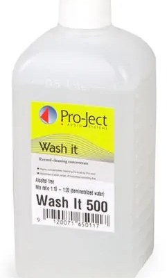 Pro-Ject Serie Cleaner Wash it 500