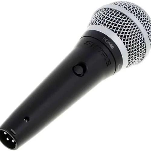 Microfono dinamico a cardioide Shure PGA48