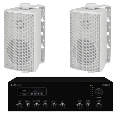 Impianti audio per esterni resistente alle intemperie