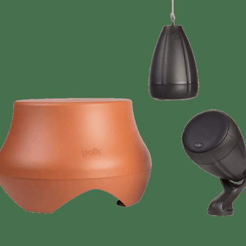 Impianto Audio per Esterni Polk Atrium Garden System