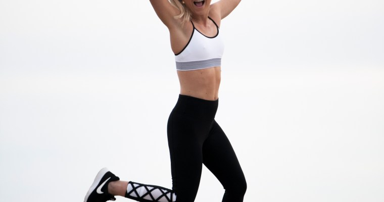 WHY I'M OBSESSED WITH ELLIE ACTIVEWEAR