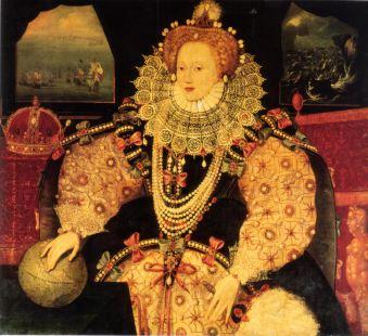 The Armada Portrait (c. 1588)