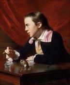 """""""A Boy with a Flying Squirrel """" (John Singleton Copley 1765)"""