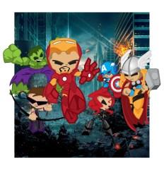 The Avengers dr. Nel