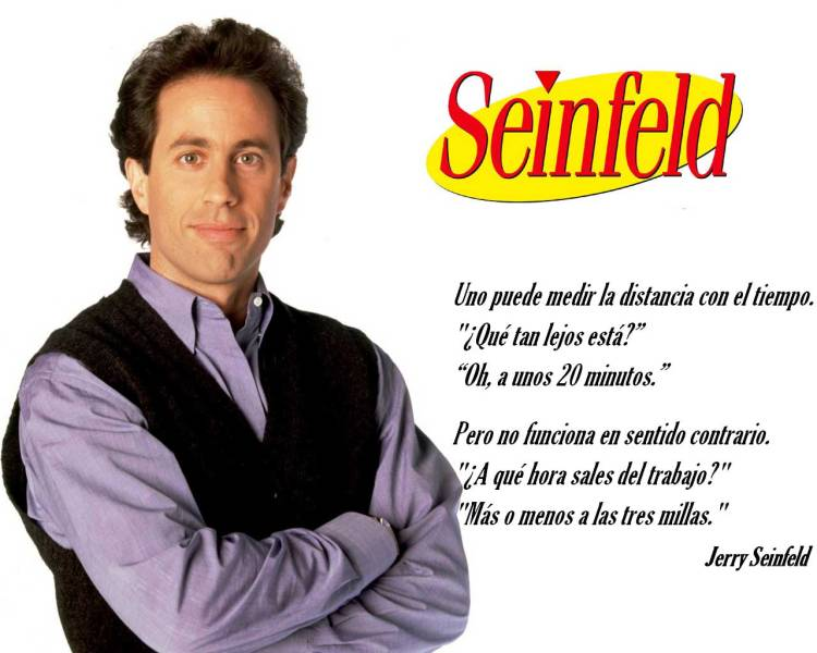Jerry Seinfeld - Quote