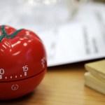 Técnica Pomodoro. Un tomate productivo