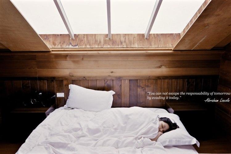 sleep by Unsplash