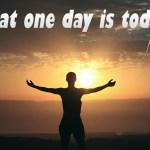 Empezando la semana 38 con alegría: Hoy
