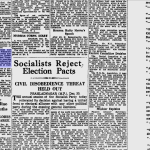 Jana Sangh's 1957 Election Manifesto as reported in The Indian Express