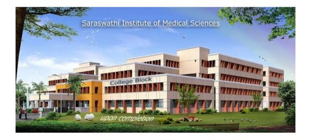 saraswati institute of medical sciences fee structure