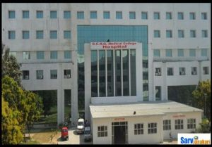 GCRG Medical College Lucknow