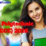 Bihar Polytechnic Result 2018