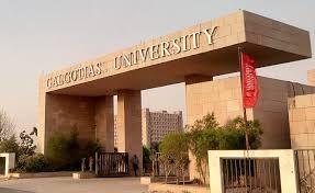 galgotias university entrance photo