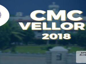 CMC Vellore 2018