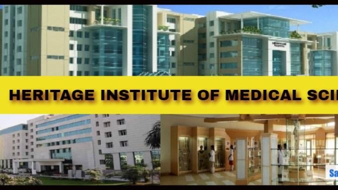 HERITAGE INSTITUTE OF MEDICAL SCIENCE