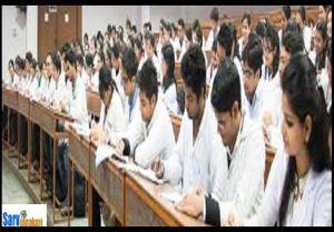 santosh medical college classrooms