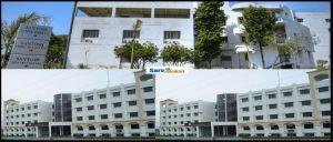 santosh medical college infrastructure