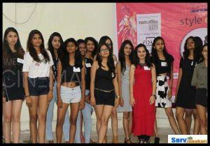 nift chennai fashion show
