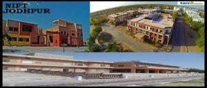 National Institute of Fashion Technology Jodhpur: Fees & Cutoffs 2018-2019