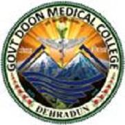 Government Doon Medical College, Dehradun, Uttarakhand logo