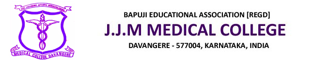 JJM Medical College Davangere logo