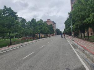 Jss academy noida inside campus