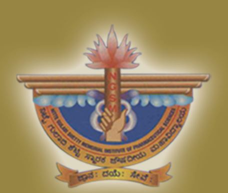 N.G.S.M.Institute of Pharmaceutical Sciences logo
