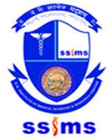 SS Medical College Davangere logo