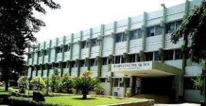 rvce administrative block