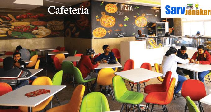 KIET ghaziabad cafeteria