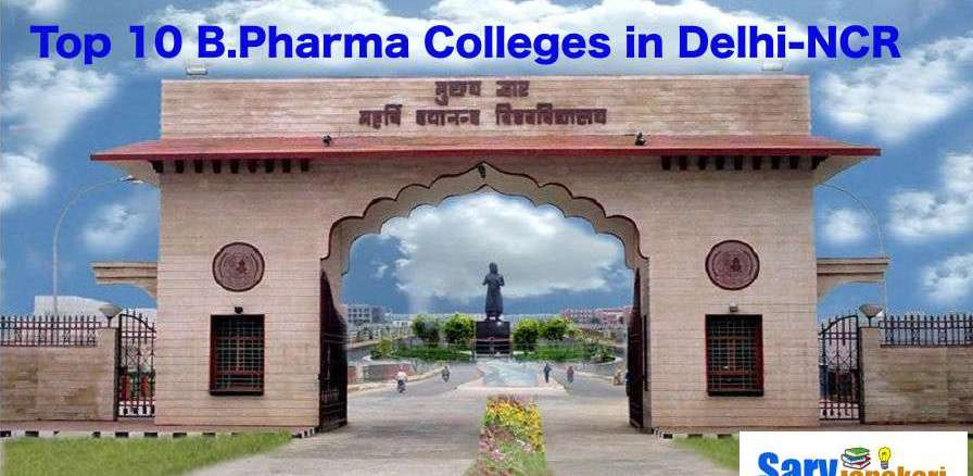 Top 10 B.Pharma Colleges in Delhi-NCR