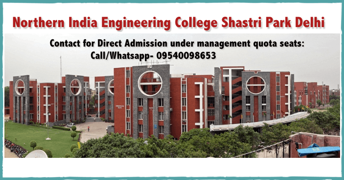 Northern India Engineering College New Delhi
