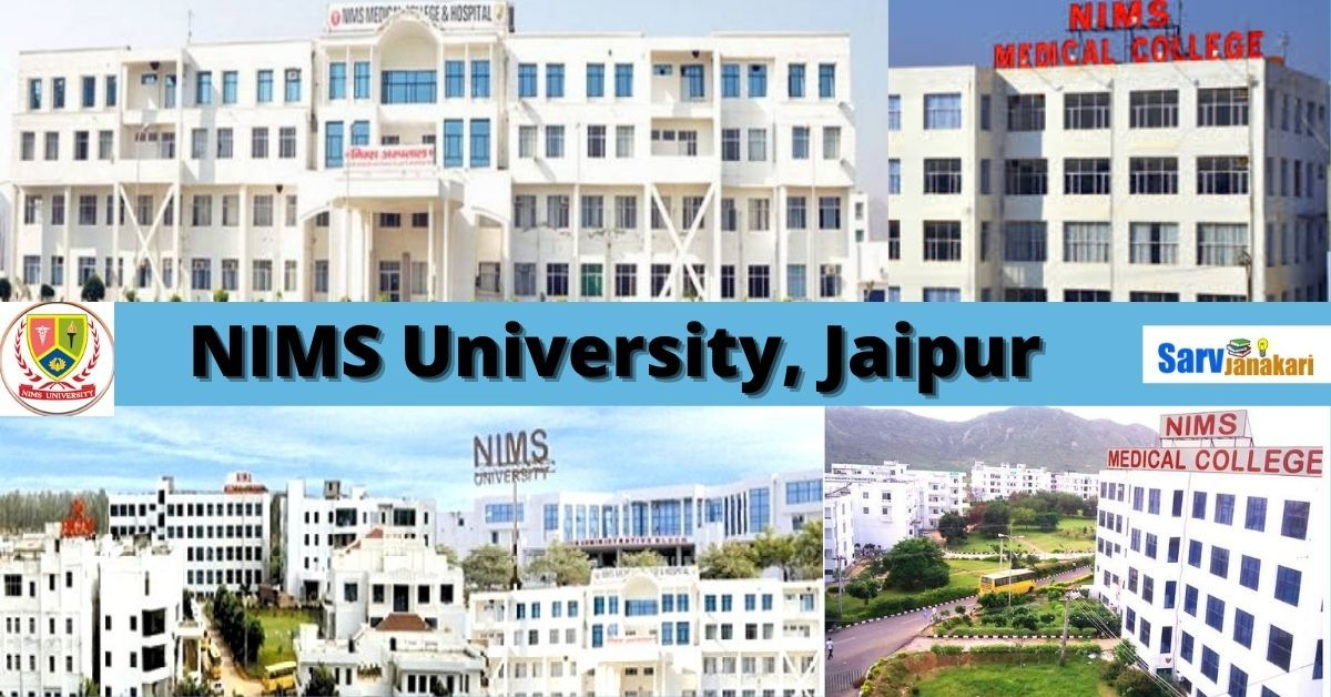 NIMS Medical College Jaipur
