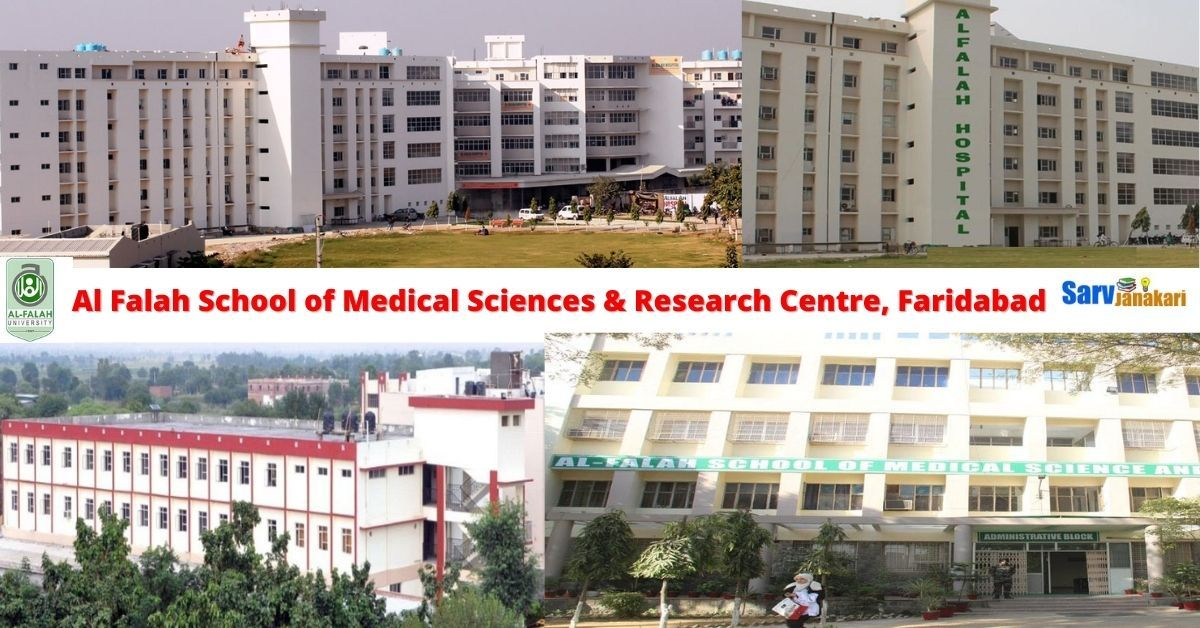 Al Falah Medical College Faridabad