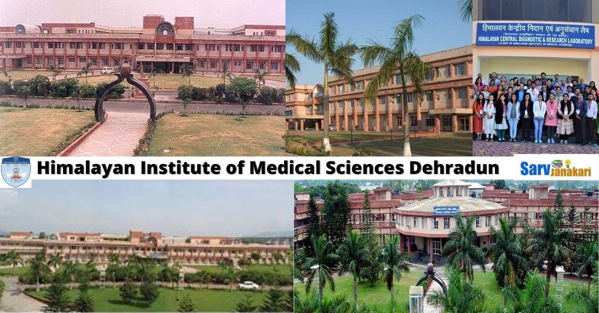 Himalayan Institute of Medical Sciences Dehradun