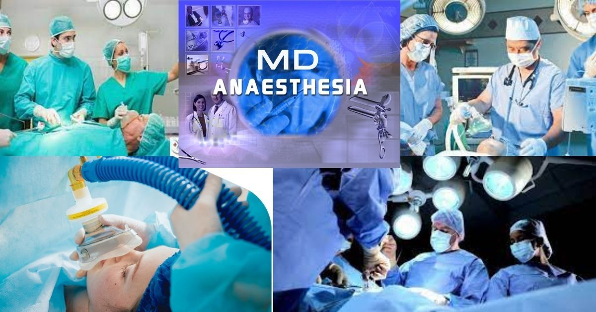 MD-Anaesthesia
