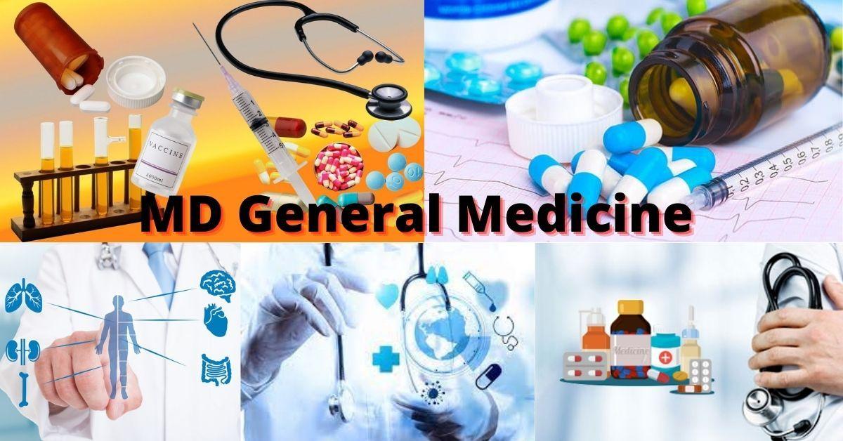 MD General Medicine