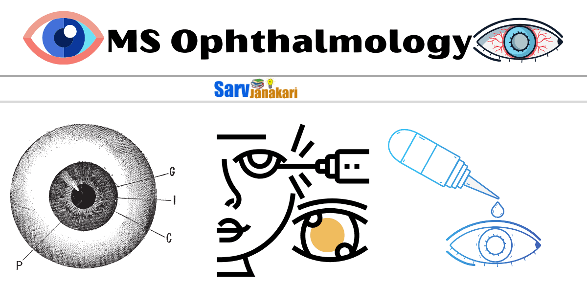 MD-MS Ophthalmology
